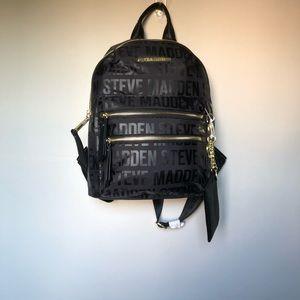 NWT Steve Madden Purse Backpack W/ Wallet